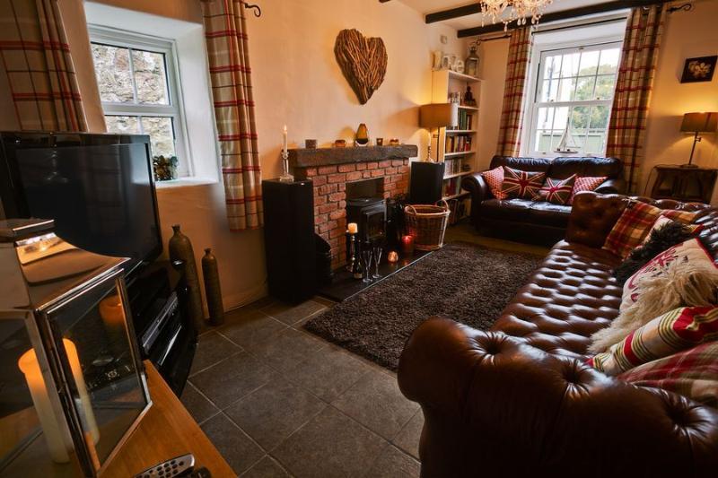Living Room with Hi-fi