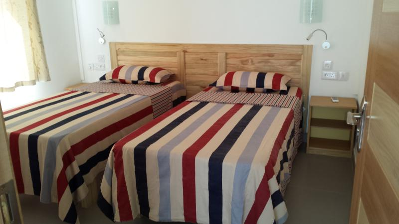 Twin room / Twin