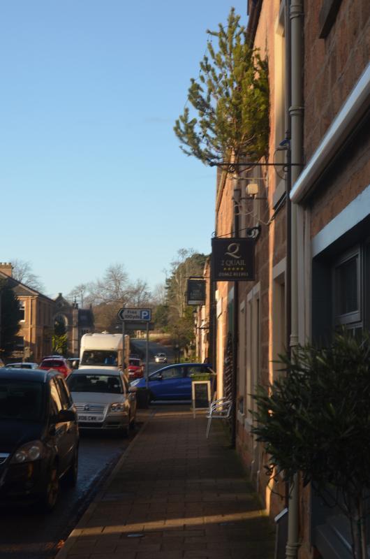 Dornoch High Street