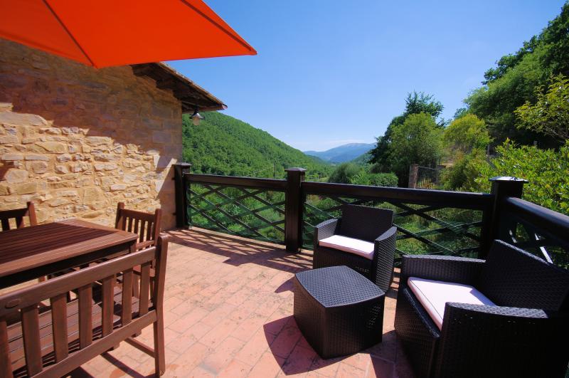 Fabulous panoramic terrace