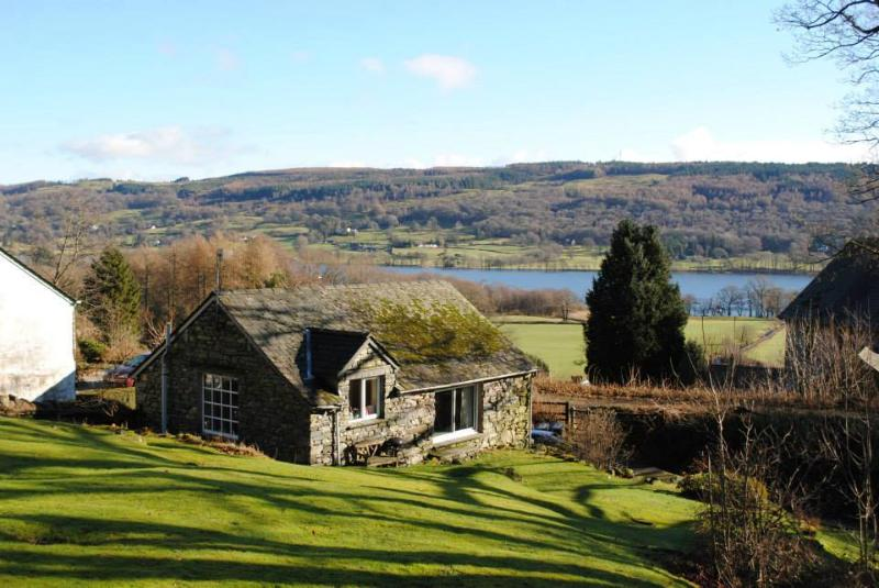 Shelt Gill, holiday rental in Coniston