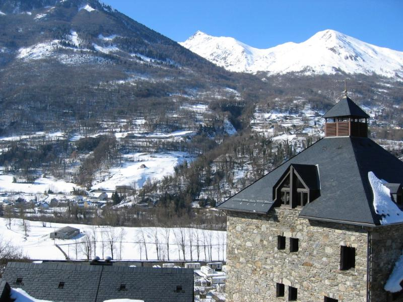 Duplex en Pyrenees-Soleil, holiday rental in Esquieze-Sere