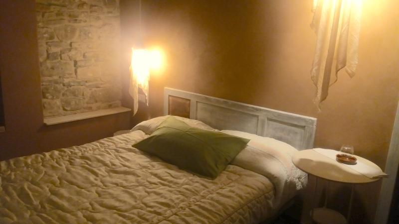 La camera da letto assolutamente originale