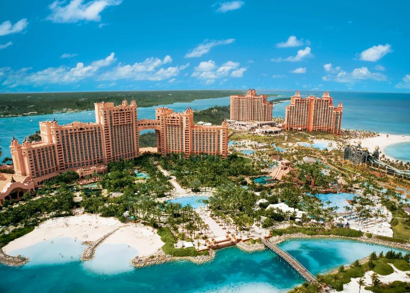 Harbourside Resort at Atlantis --March 9-16, 2019 Spring Break, holiday rental in Paradise Island
