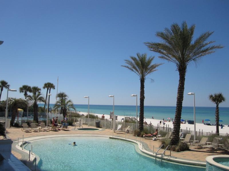 Boardwalk Resort Gulf Front Pool