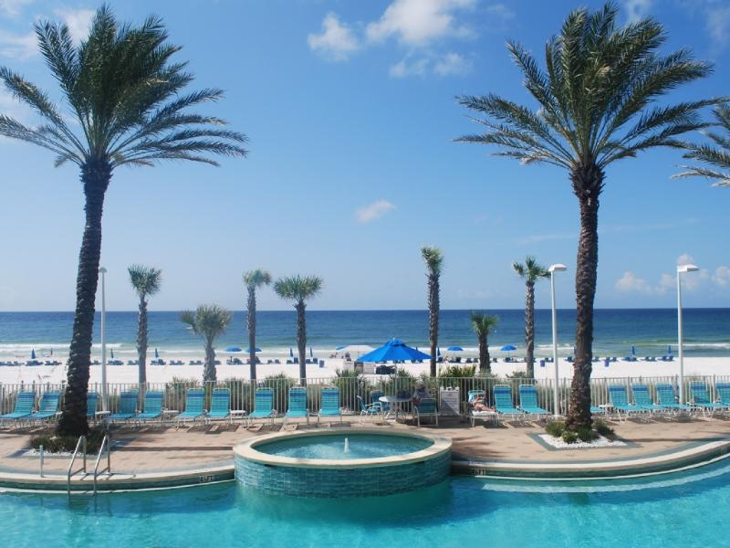 Beautiful Gulf Views from the Pool