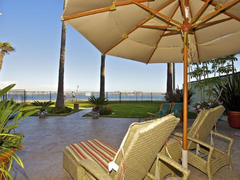 Beautiful Bay Front Gated Property!