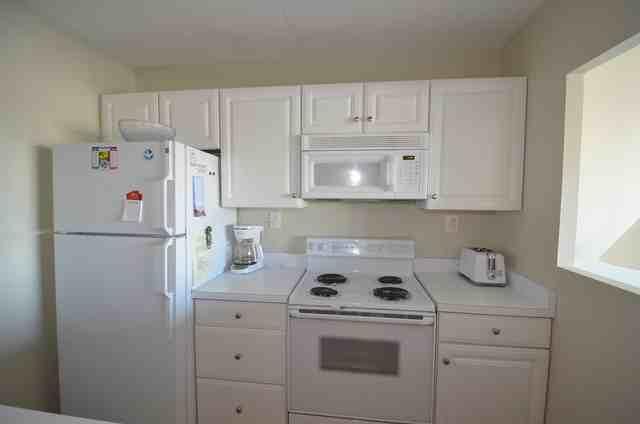 Kitchen - Patrician Towers #505