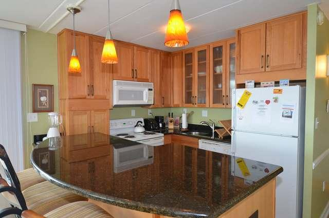 Kitchen - Patrician Towers #507