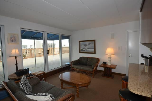 Living Area - Patrician Towers #601