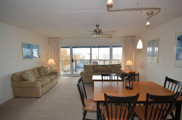 Dinning/Living Area - Patrician Towers #602