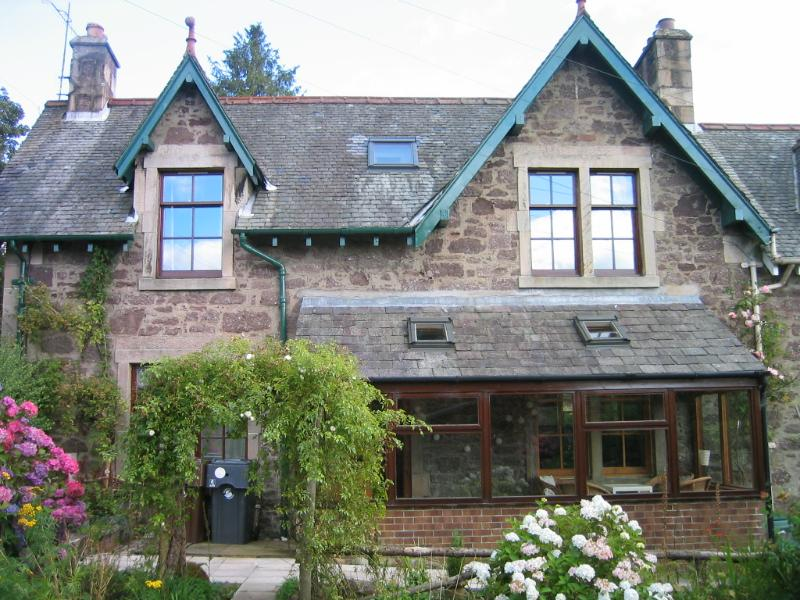 Bracklinn Cottage, holiday rental in Loch Lomond and The Trossachs National Park