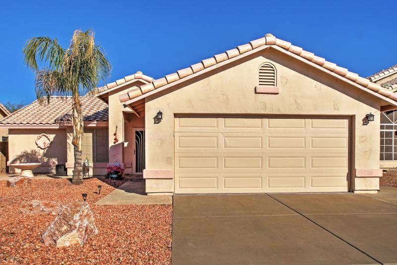 Welcome to your Phoenix home-away-from-home!