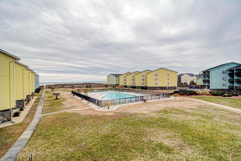 Surf Condos Pool (view from building 5)