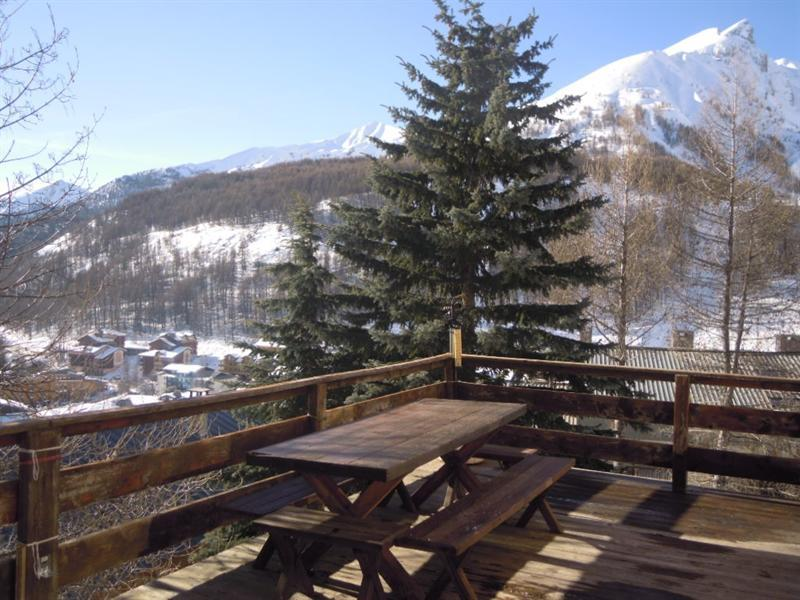 louer appartement La Foux d'Allos Grand CHALET