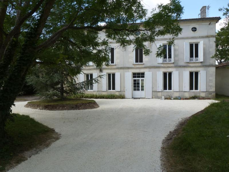 The Chateau at Petit Champagne, holiday rental in Saint Crepin