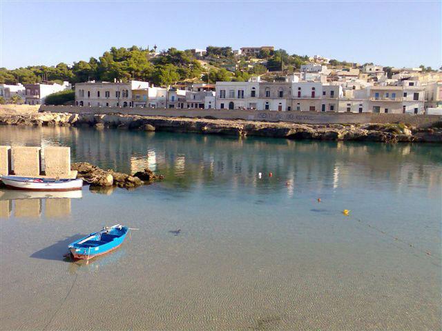 Casa vacanze in salento. Spiaggetta S. Maria al bagno, vacation rental in Santa Maria al Bagno