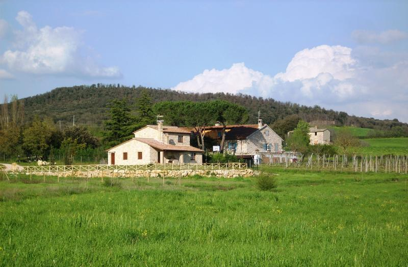 Casale Le Rote 9, holiday rental in Amelia