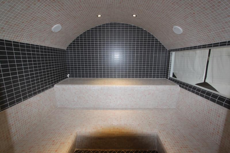 Hammam for 8/10 persons