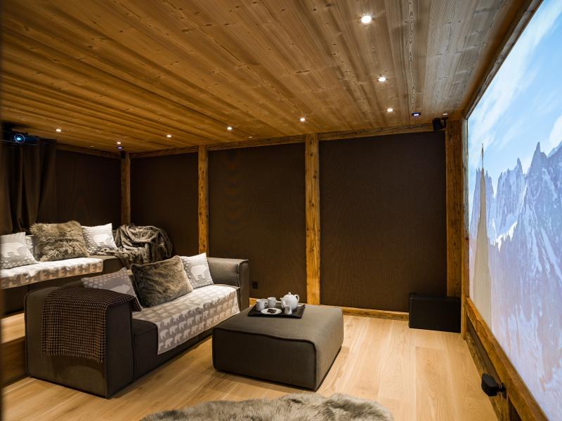 Cinema room - Marmotte Mountain Zenith (2) - Argentiere, Chamonix