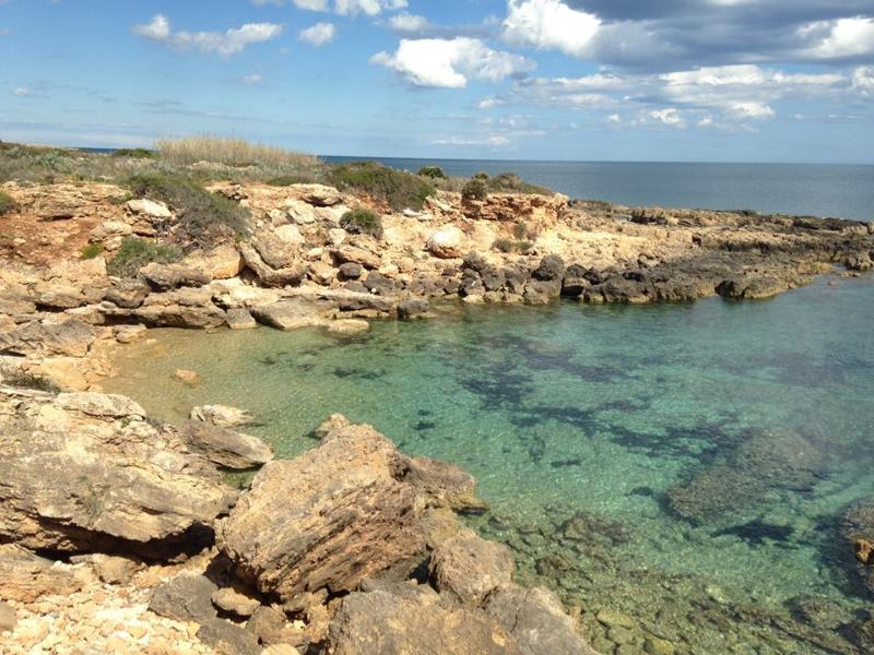 il mare a Vendicari