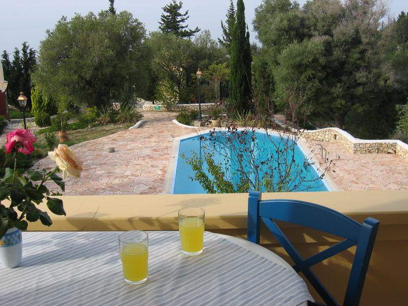 Apt. Ilex, vacation rental in Lefkada