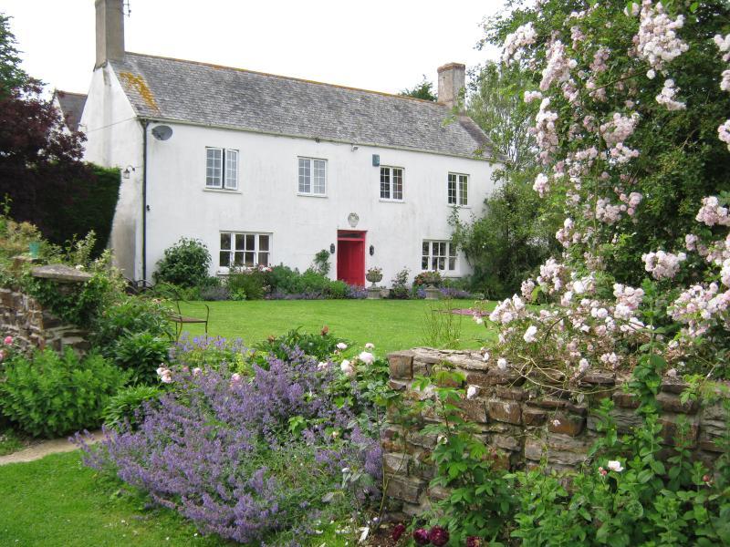 Hollamoor Farmhouse