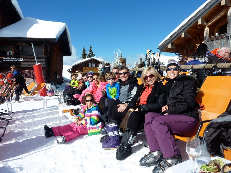 FAMILY WINTER HOLIDAYS IN CHALET AMITIE