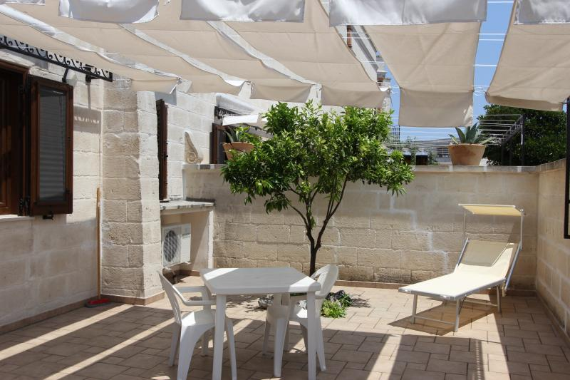 CLEMENTINO - RESIDENCE BORGO ANTICO DISO, holiday rental in Vignacastrisi