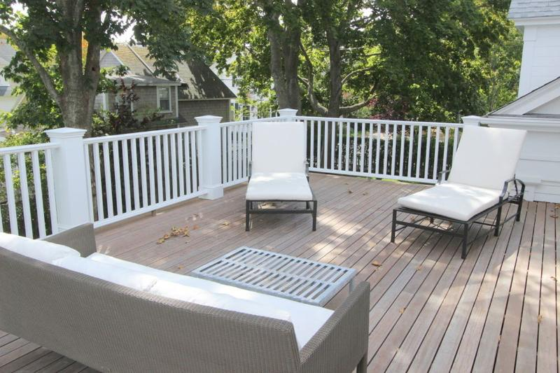 2nd Level Deck Access through Bedrooms