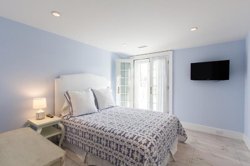 2nd Level Guest Bedroom, pocket doors between this and bedroom #4