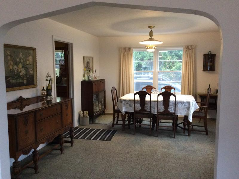 DINING ROOM of Bed and Breakfast