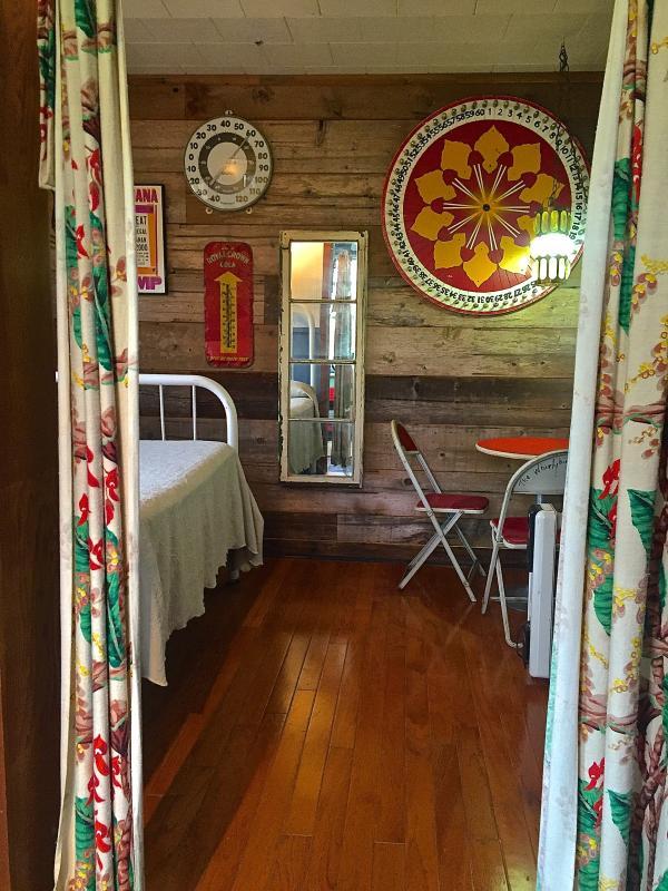 Folk Art Honky Tonk Bedroom
