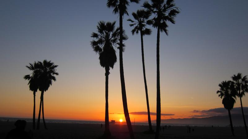 Soulful Sunsets at Santa Monica Pier and several beaches along the PCH