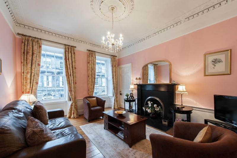 55 Cumberland Street, holiday rental in Edinburgh