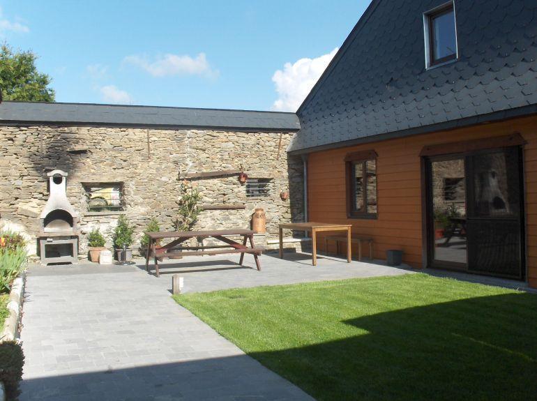 Gîte de charme avec sauna (près de Bouillon), location de vacances à Bouillon