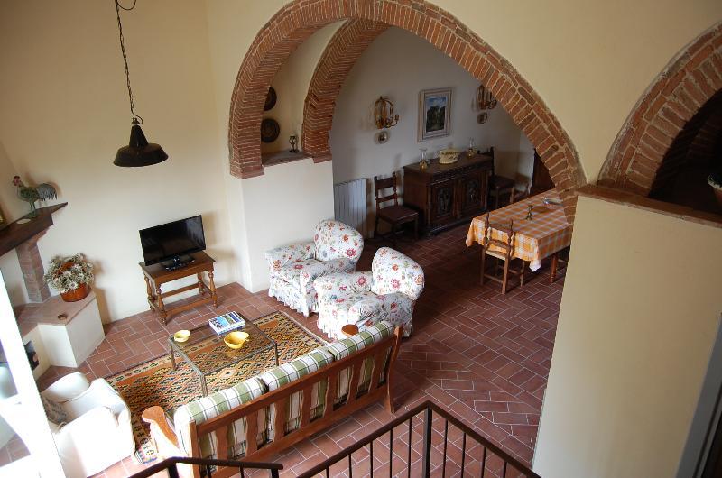 Agriturismo La Volta, appartamento Il Tinaio, location de vacances à La Gabella