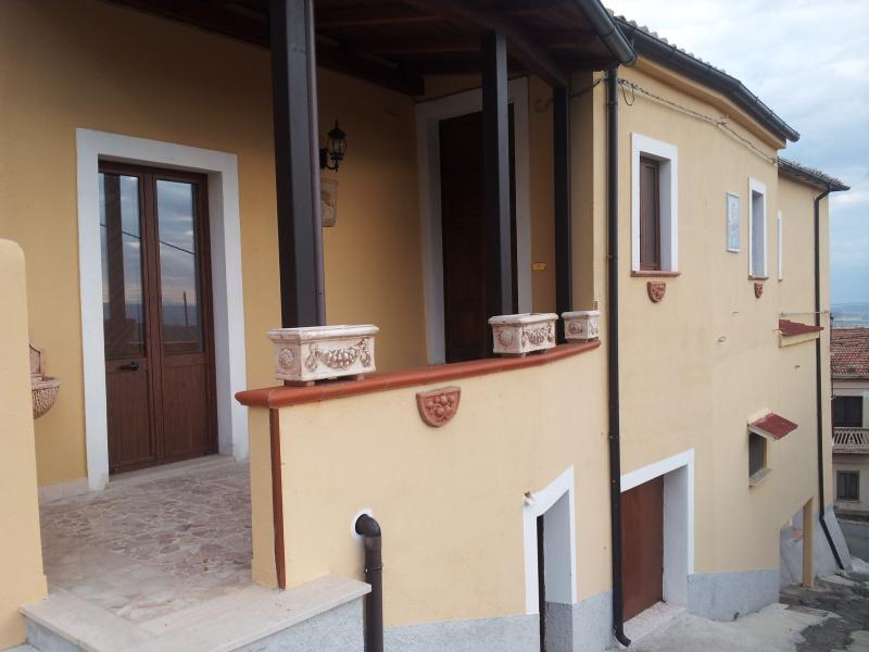 Casa nel borgo Francavilla Marittima SANTA LUCIA, Ferienwohnung in Trebisacce