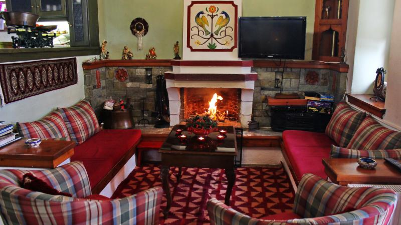 Archontiko Stafylopati - Maisonette, holiday rental in Katochori