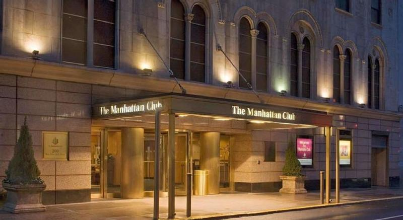 A Luxury Suite For Rent At Manhattan Club Has Parking And