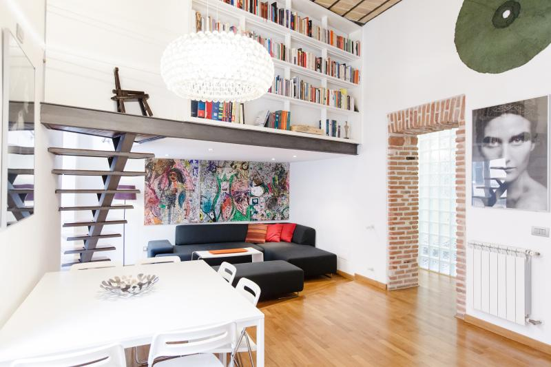 'LOFT Beautiful Time Rome' Modern Design, Comfort & Style in Old Rome