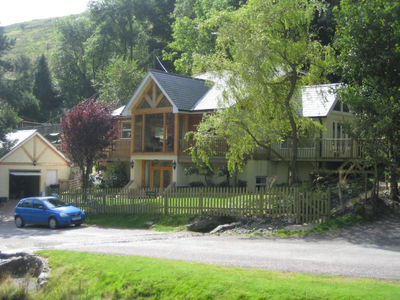 Willowbatch - ein Blick aus dem Tal