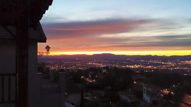 Vistas a Granada