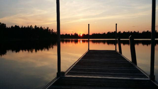 Beautiful Sunsets and lots of year round fun and relaxation