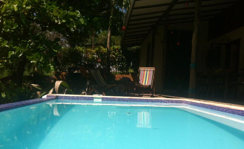 Refreshing pool...
