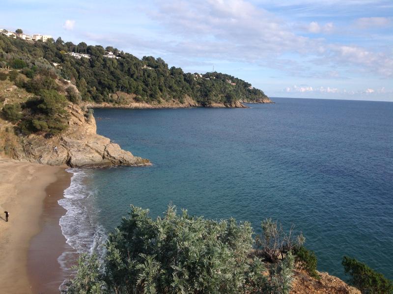 Appartement en rez de jardin de 1 à 4 personnes, holiday rental in Cavalaire-Sur-Mer