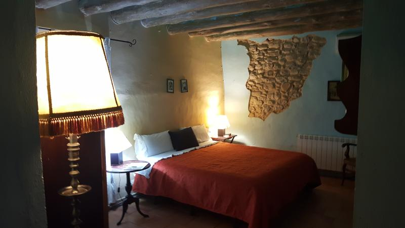Habitacion Mas Torrencito pet amigável Girona