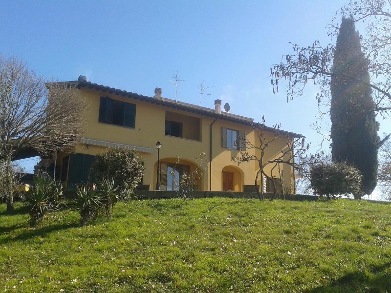 Country House-Monte Sopra Rondine-(Arezzo).