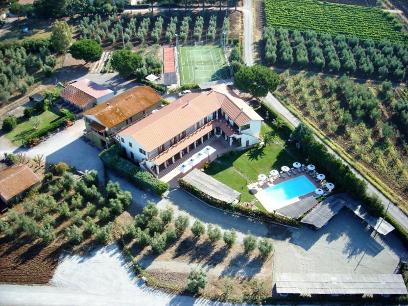 Agriturismo La Speranza appartamenti trilocali, holiday rental in Manciano