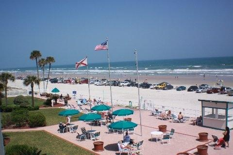 Oceanfront Paradise, alquiler de vacaciones en Daytona Beach